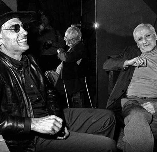 Arrigo Polillo with Paul Bley