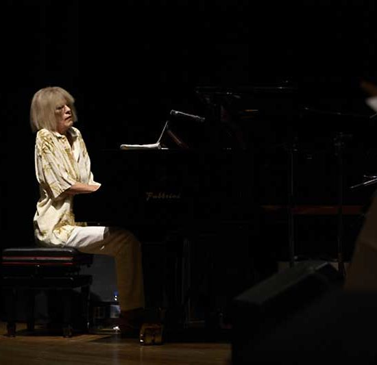 Carla Bley in Milan