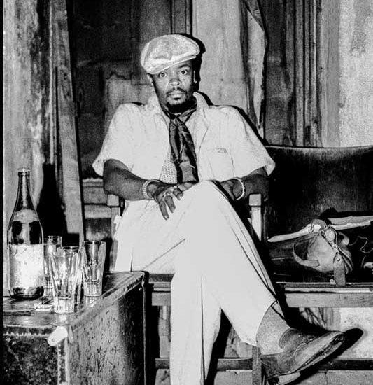 Don Moye 1979 Milan