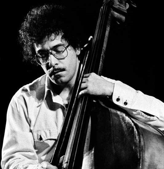 Eddie Gomez bass player