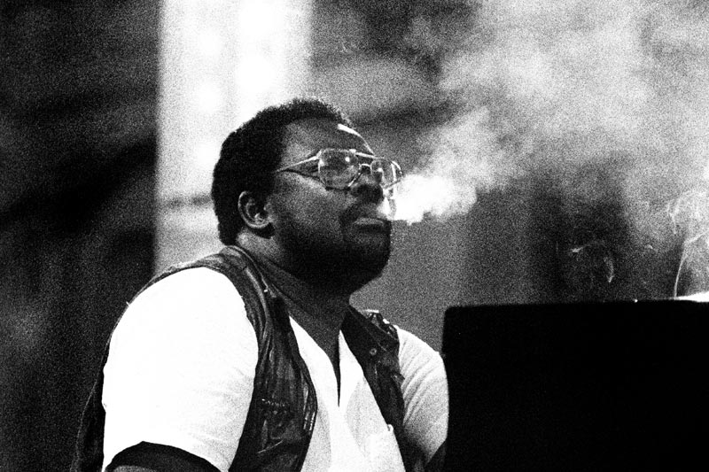 Larry Willis pianist