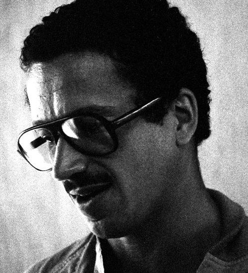 Keith Jarrett photographed in Lugano